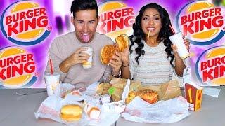 Download Trying Burger King Fast Food Taste Test! Video