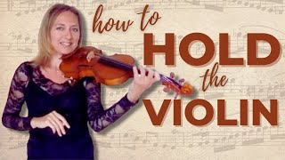 Download HOW TO HOLD THE VIOLIN PROPERLY Video
