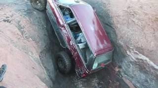 Download Subaru in Mickey's Hot Tub Moab Video