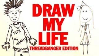 Download Draw My Life: ThreadBanger Video