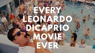 Download Every Leonardo DiCaprio Movie. Ever. Video