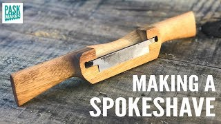 Download Homemade Spokeshave and Blade Video