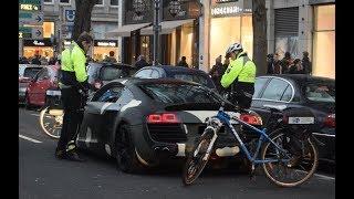 Download POLICE vs. SUPERCARS in Düsseldorf 2018! Video