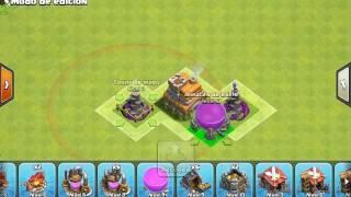 Download Aldea defensiva th7 (sin rey barbaro) Video