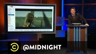 Download Best of Video Games Pt. 2 - @midnight with Chris Hardwick Video