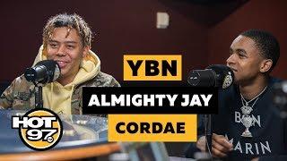 Download Almighty Jay & YBN Cordae Troll Ebro + Jay Breaks Down Blac Chyna Relationship Video