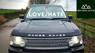 Download The RANGE ROVER: It's like Marmite Video
