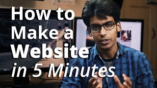 Download How to Create A Website - in 5 Mins - with Wordpress Video
