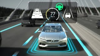 Download 2019 Volvo V60 Safety Features Demonstration Video