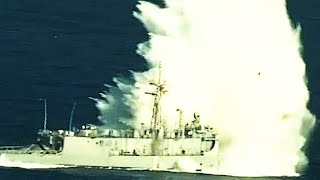Download Submarine TORPEDO ATTACK! U.S. Navy SHIP SINKING exercise – Pacific Ocean, 2016. Video