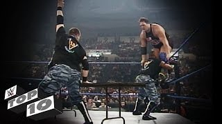 Download The Dudley Boyz' Table Rampages: WWE Top 10 Video