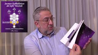 Download Albert Gozlan presenta su libro Secretos Kabbalísticos del Sefer Yetzirah Video