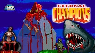 Download Eternal Champions Sega CD - All Overkills and Sudden Deaths Video