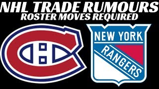 Download NHL Trade Rumours - Habs & Rangers Video