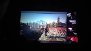Download Days gone gameplay trailer Sony e3 press conference crowd reaction 2016 Video
