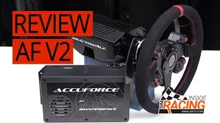 Download SimXperience AccuForce Pro V2 Direct Drive Wheel Review Video