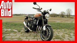 Download Kawasaki Z900 RS (2018) Fahrbericht/Review/Details Video