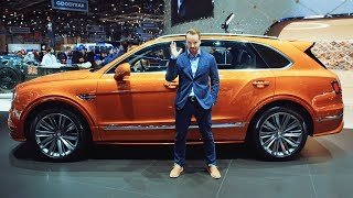 Download Top 5 SUVs | Geneva Motor Show 2019 | Top Gear Video