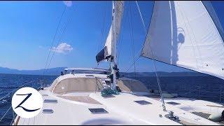 Download Sailing a Catamaran - our Transition begins! Catamaran vs Monohull [Zatara Ep 48] Video