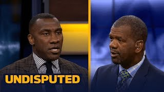Download Shannon Sharpe on O.J. Simpson: can't embrace someone that didn't embrace my community | UNDISPUTED Video