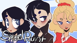 Download Heathers cast - SPEEDPAINT Video