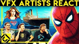 Download VFX Artists React to Bad & Great CGi 12 Video