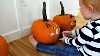 Download PUMPKIN DECORATING FOR TODDLERS Video