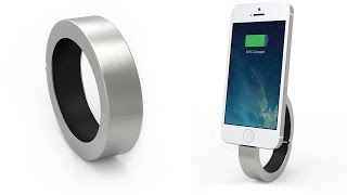 Download A Bracelet That Charges Your Phone? Video