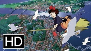 Download Kiki's Delivery Service - Official Trailer Video