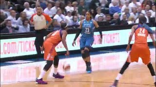 Download Maya Moore and Diana Taurasi Duel on Opening Night Video