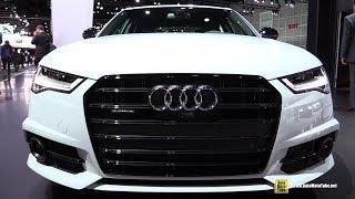 Download 2018 Audi A6 - Exterior and Interior Walkaround - 2017 LA Auto Show Video