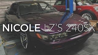 Download Quick Drive of ″Nicole's″ 1JZ 240SX Video