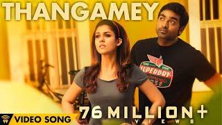 Download Naanum Rowdy Dhaan - Thangamey | Official Video | Anirudh | Vijay Sethupathi | Vignesh Shivan Video