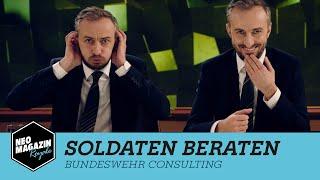 Download Soldaten beraten | NEO MAGAZIN ROYALE mit Jan Böhmermann - ZDFneo Video