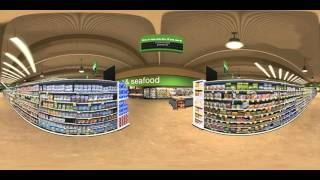 Download 360° Virtual Reality Shopping Tour Video
