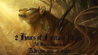 Download 2 Hours of Fantasy Music by Adrian von Ziegler Video