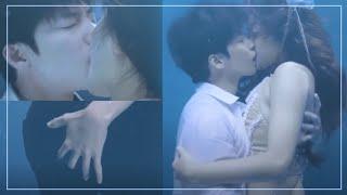 Download The Idle Mermaid- Ep.01: Eileen rescues Shi-kyung who fell inside the water, their underwater kiss Video