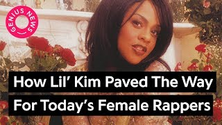 Download How Lil' Kim Paved The Way For Today's Women In Hip-Hop | Genius News Video
