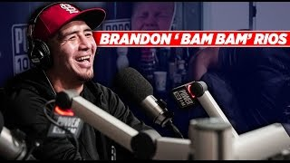 Download Brandon 'Bam Bam' Rios Says Victor Ortiz's Life Is A Lie! Video