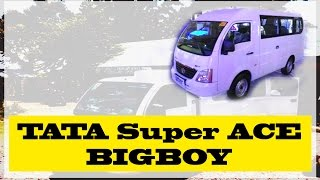 Download The All New TATA Super ACE Bigboy FB: Your versatile people mover vehicle Video