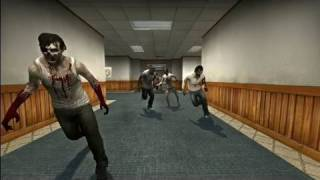 Download Zombie Invasion in Counter Strike! (L4D2, HD-Video) Video