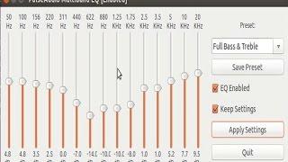 Download Cómo instalar ecualizador para videos de YouTube y mp3 Ubuntu Video