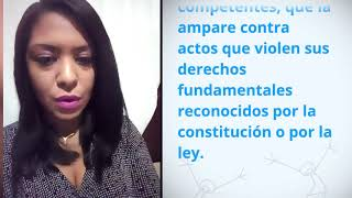 Download Joselyn Peña, Dominican Republic, reading article 8 of the Universal Declaration of Human Rights Video