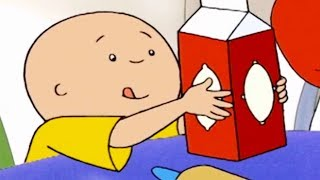 Download 🔴 LIVE - Chef Caillou 🍳 Funny Animated Caillou | Cartoons for kids | Caillou Video