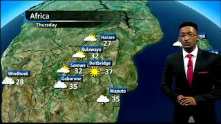 Download SA #Weather forecast | 21 March 2018 Video