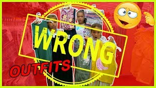 Download 3 WRONG SIZE SUMMER OUTFITS CHALLENGE ″TARGET″ SISTER FOREVER Video