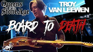 Download Board to Death: Troy Van Leeuwen (Queens of the Stone Age, Gone is Gone) Video