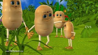 Download Aloo kachaloo Hindi poem - 3D Animation Hindi Nursery rhymes for children (Aalu kachalu beta ) Video