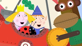 Download Ben and Holly's Little Kingdom | Marigold's Party | 1Hour | HD Cartoons for Kids | New Peppa Pig Video