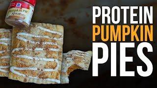 Download Protein Pumpkin Pies - Under 160 Calories! Video